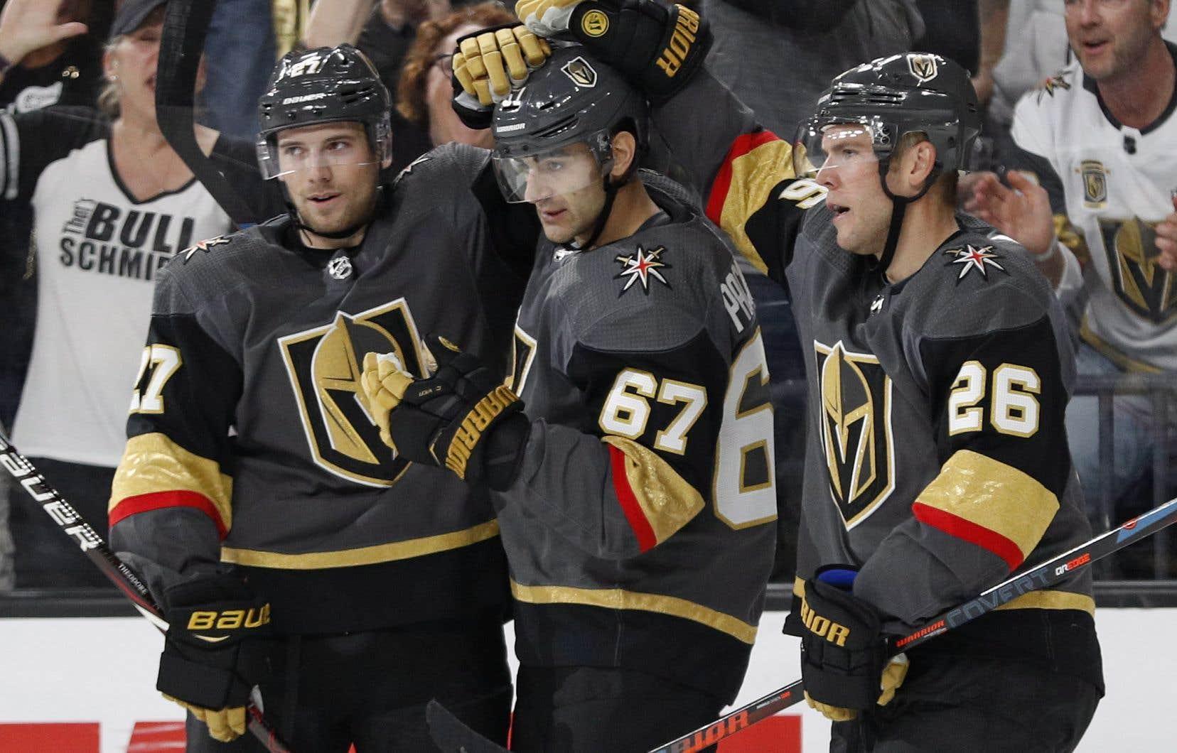 Aucun joueur ni aucune équipe n'ont autant retenu l'attention que les Golden Knights de Vegas la saison dernière.