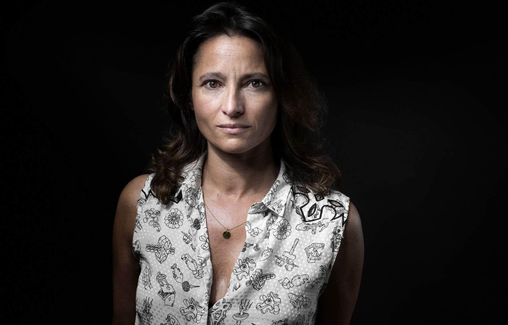 Nina Bouraoui est en lice pour les prix Médicis et Femina.