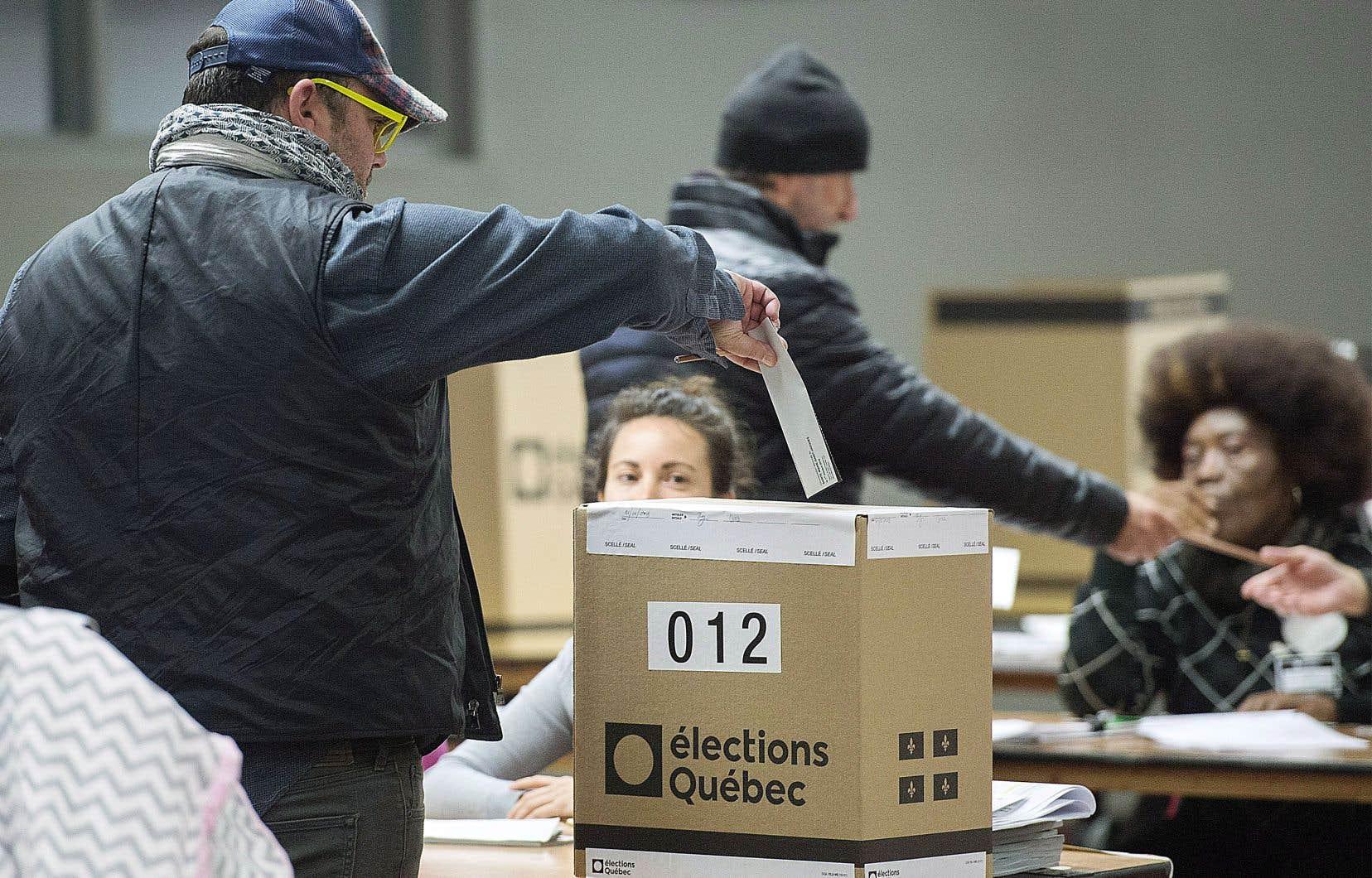 Cette année, 66,5% des électeurs inscrits aux élections ont exercé leur droit de vote.