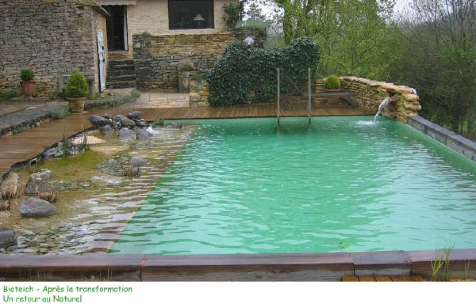 piscines et jardins la baignade naturelle vous connaissez le devoir. Black Bedroom Furniture Sets. Home Design Ideas