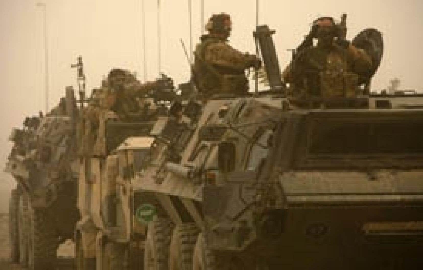 Le mollah Omar veut bouter dehors les troupes étrangères.