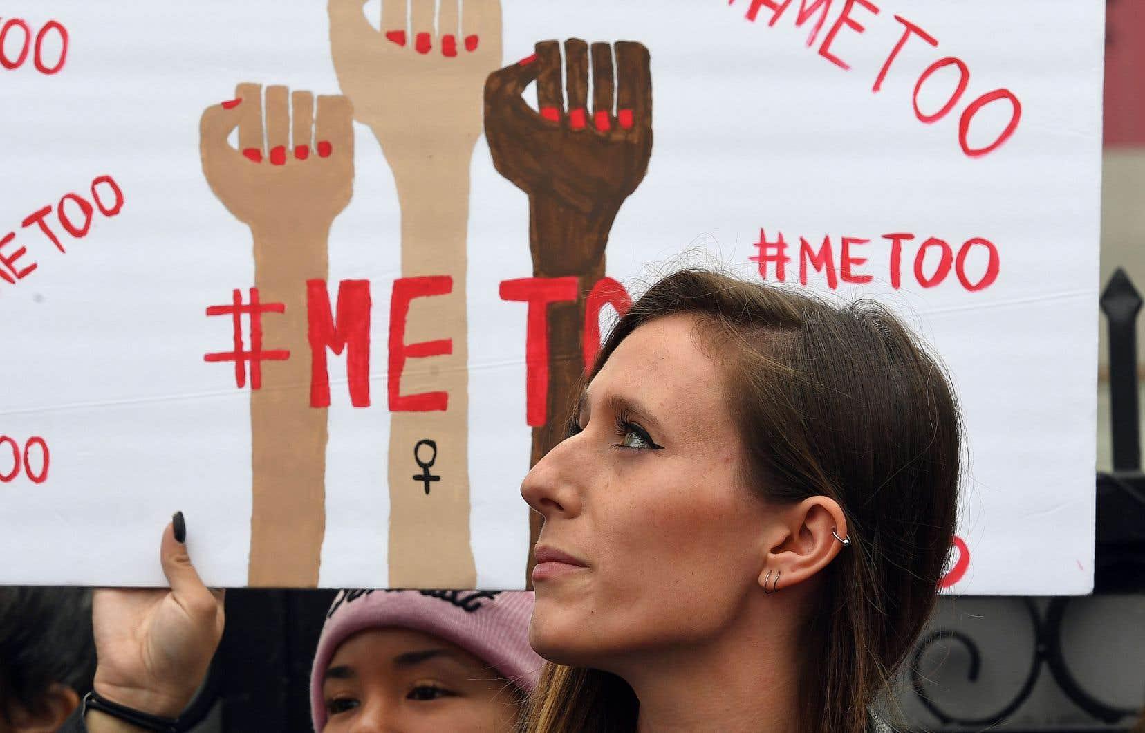 Depuis l'affaire Weinstein, il y a un an, une vague de dénonciations des agressions sexuelles a secoué la planète.