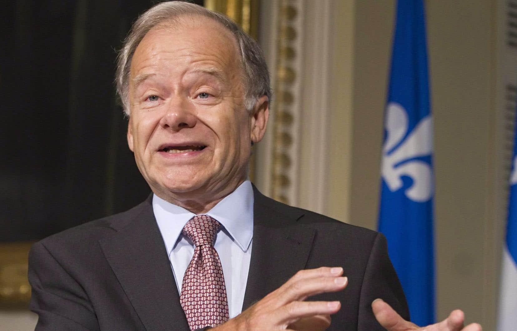 Selon le négociateur pour le Québec dans la négociation du traité tripartite de libre-échange, Raymond Bachand, la pression devrait continuer de monter au sud de la frontière au cours des prochaines semaines.
