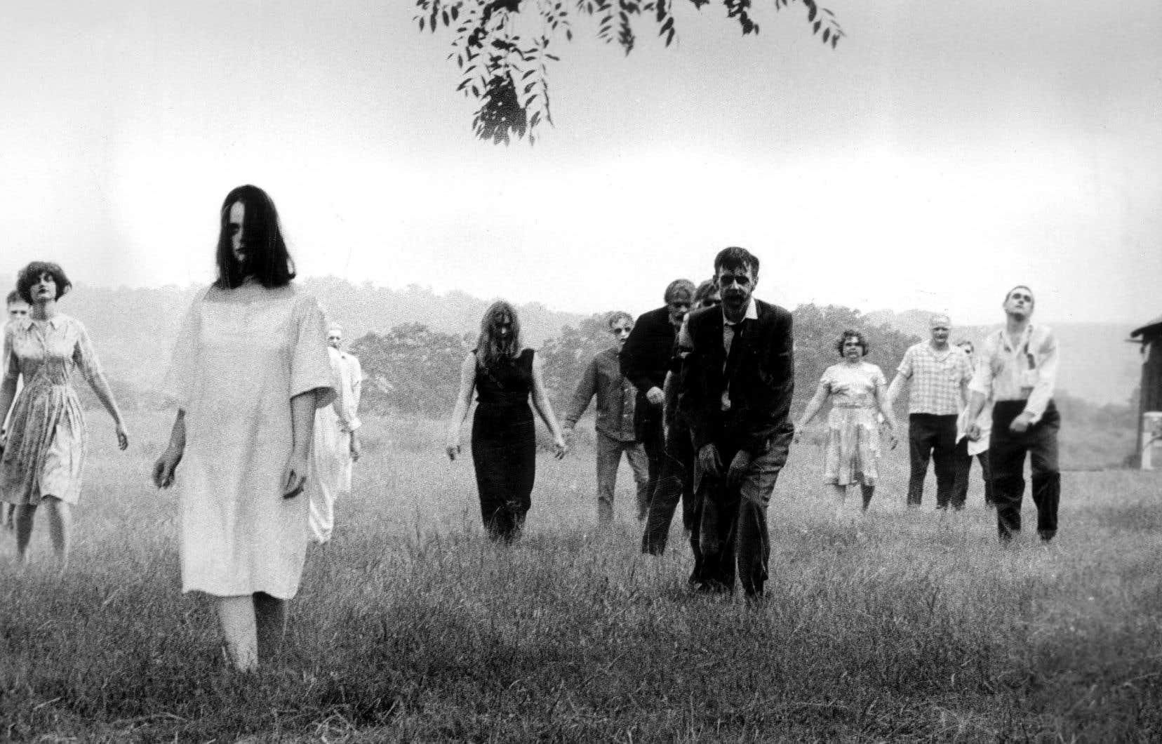 Lorsque «La nuit des morts-vivants» prit l'affiche dans les cinémas et ciné-parcs américains en octobre 1968, George A. Romero ne se doutait pas de la valeur sociopolitique qu'on accolerait à son premier film.