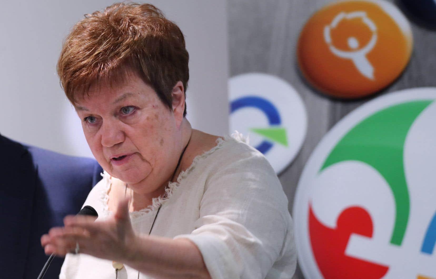 Selon la présidente de OUI Québec, Claudette Carbonneau, 33% des Québécois ayant voté ont donné leur vote à un parti indépendantiste.
