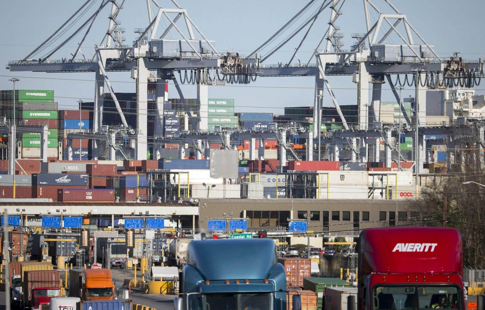 Pour le représentant américain au Commerce, Robert Lighthizer, le nouvel Accord États-Unis–Mexique–Canada (AEUMC) marque un «changement de paradigme» dans la politique américaine.