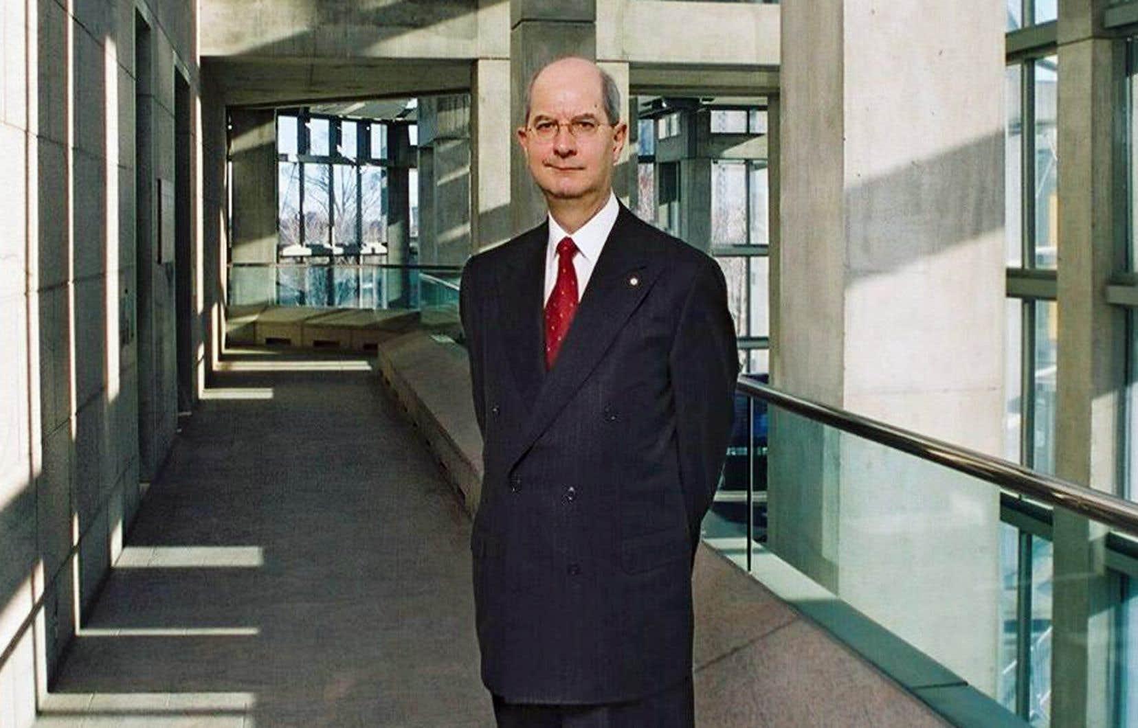 Pierre Théberge a su insuffler de l'audace, tout au long de sa carrière, à la programmation des musées dont il a été le directeur.
