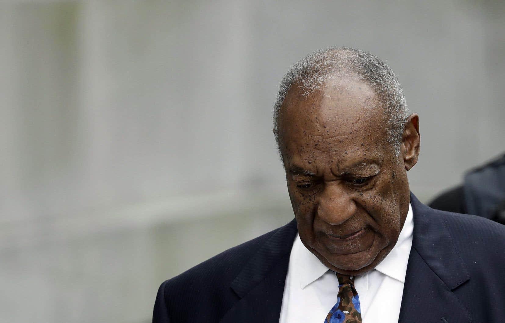 L'humoriste Bill Cosby
