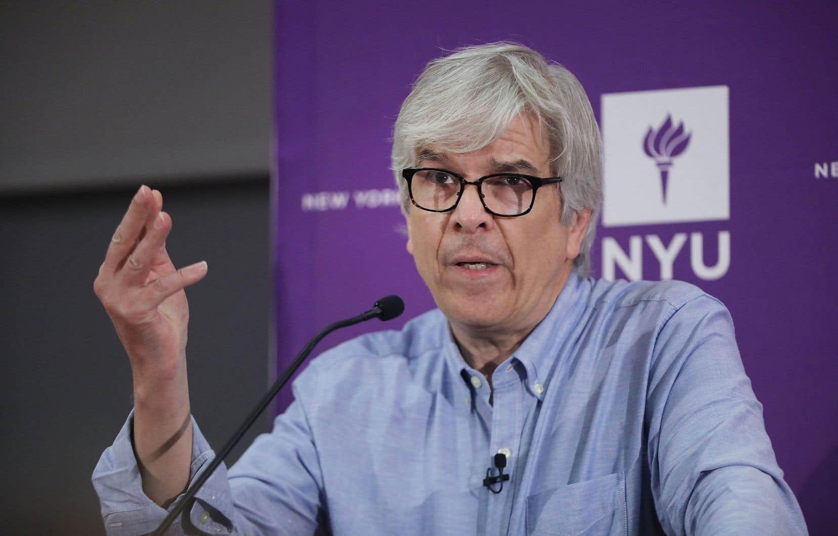 «Vous avez droit à votre propre opinion, mais pas à vos propres faits», souligne l'économiste Paul Romer.