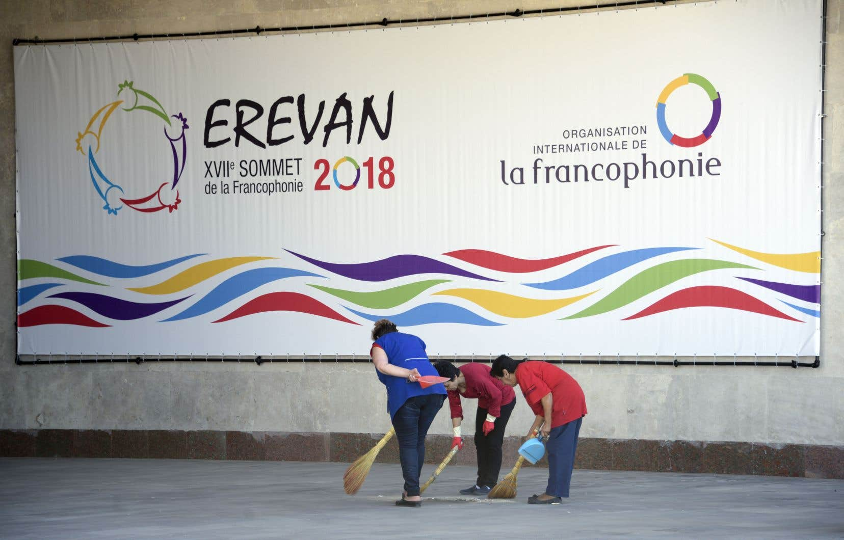 Nul doute qu'en accueillant le XVIIe Sommet de la Francophonie cette semaine, l'Arménie cherchera à faire avancer la reconnaissance de ce génocide. Un drame sans nom que le Québec fut parmi les premiers à reconnaître, dès 1980 sous le gouvernement de René Lévesque.