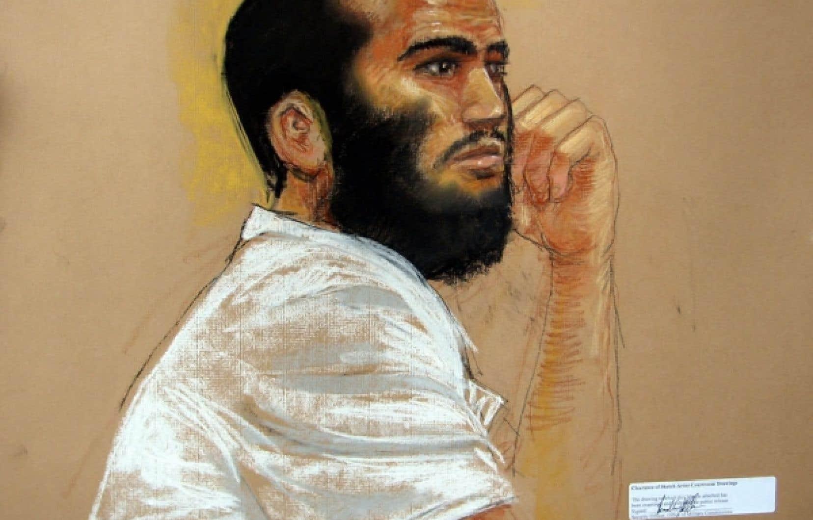 Selon un sondage pancanadien, 36 % des répondants préfèrent qu'Omar Khadr, emprisonné en 2002, soit rapatrié ici et qu'il soit jugé dans le système canadien. En février, 40 % souhaitaient son retour au Canada.