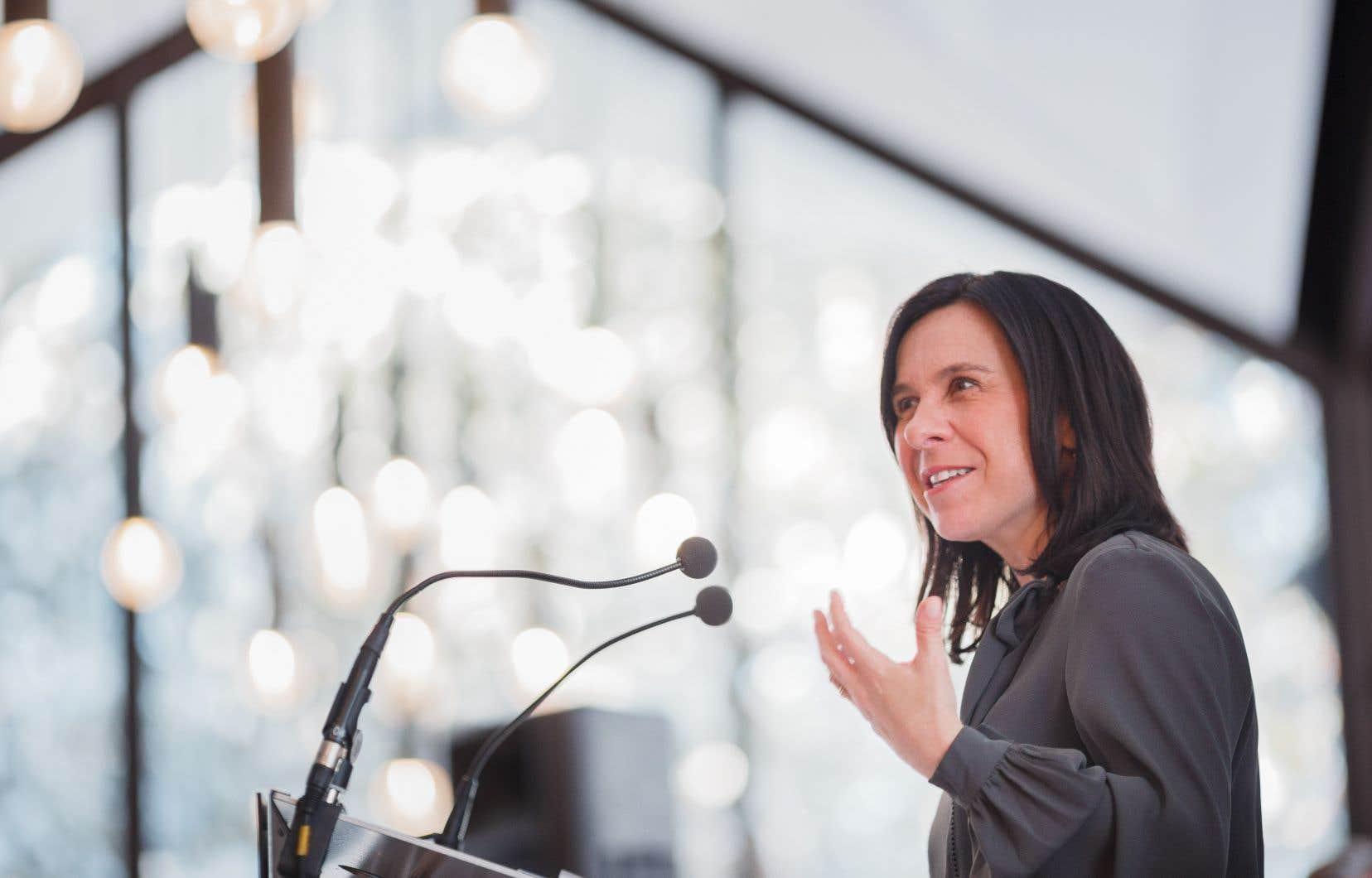 Annoncé sous l'administration Coderre en 2017, le projet baptisé La Note des bois devait bénéficier d'une subvention de 500000$ de la Ville de Montréal, mais celle-ci a accepté de hausser sa contribution à 1,6million, a annoncé la mairesse Valérie Plante mardi.