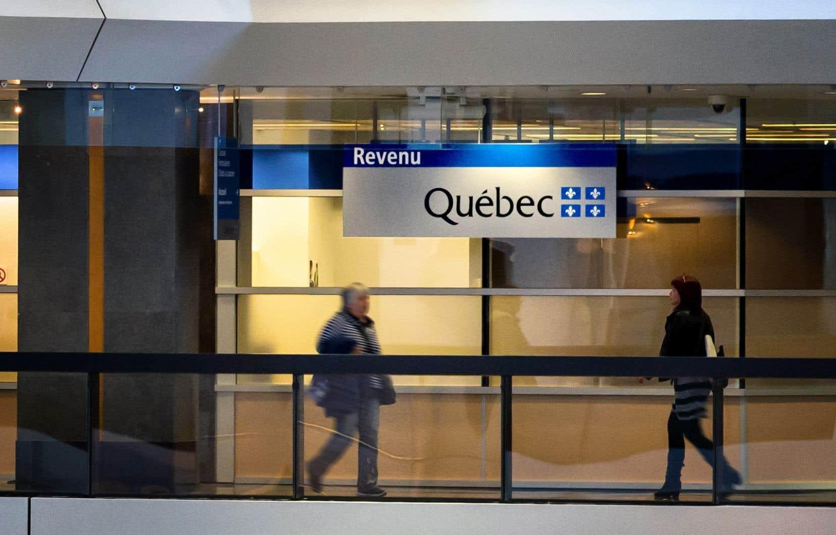 Revenu Québec a fait savoir que son «objectif premier est, encore et toujours, de parvenir à conclure une entente négociée avec ses employés».