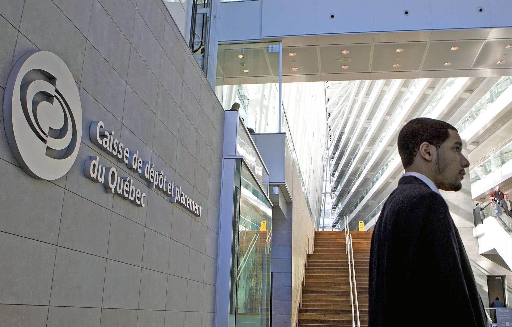 Avec cette alliance, la Caisse de dépôt et placement du Québec se positionne dans l'investissement à long terme.