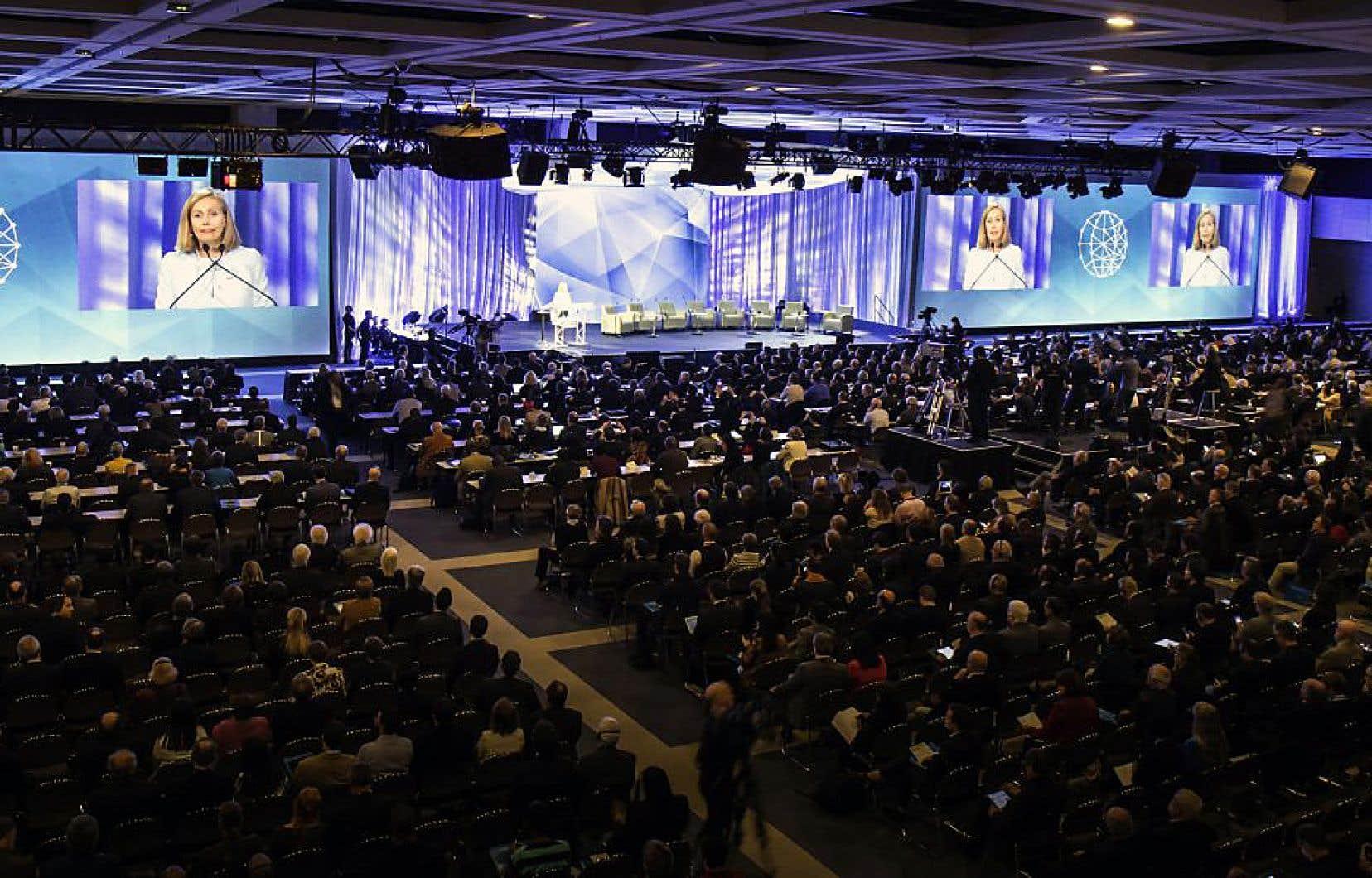 C'est le 26août 1996 que le Centre des congrès de Québec ouvrait ses portes, donnant ainsi une impulsion importante au tourisme d'affaires dans la région de la Vieille Capitale.