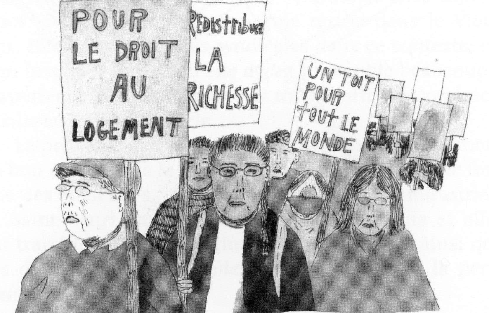Les résidents du quartier Saint-Henri ont vécu le développement du capitalisme industriel canadien au XIXesiècle avant la désindustrialisation qui a saigné le secteur du sud-ouest entre 1951 et 1971. La construction récente de milliers d'appartements en copropriété vient encore bousculer la vie de la population d'origine de l'arrondissement du Sud-Ouest. C'est ce que raconte le balado «Parlons violence» du Centre d'histoire orale et de récits numérisés de l'Université Concordia.
