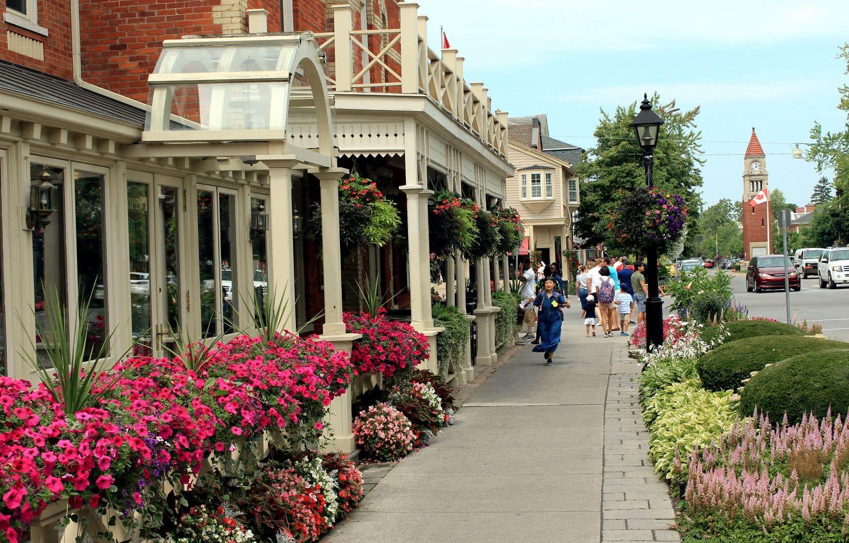 D'avril à octobre, la coquette ville de Niagara-on-the-Lake s'affiche comme un haut lieu de théâtre, avec son prestigieux Shaw Festival.