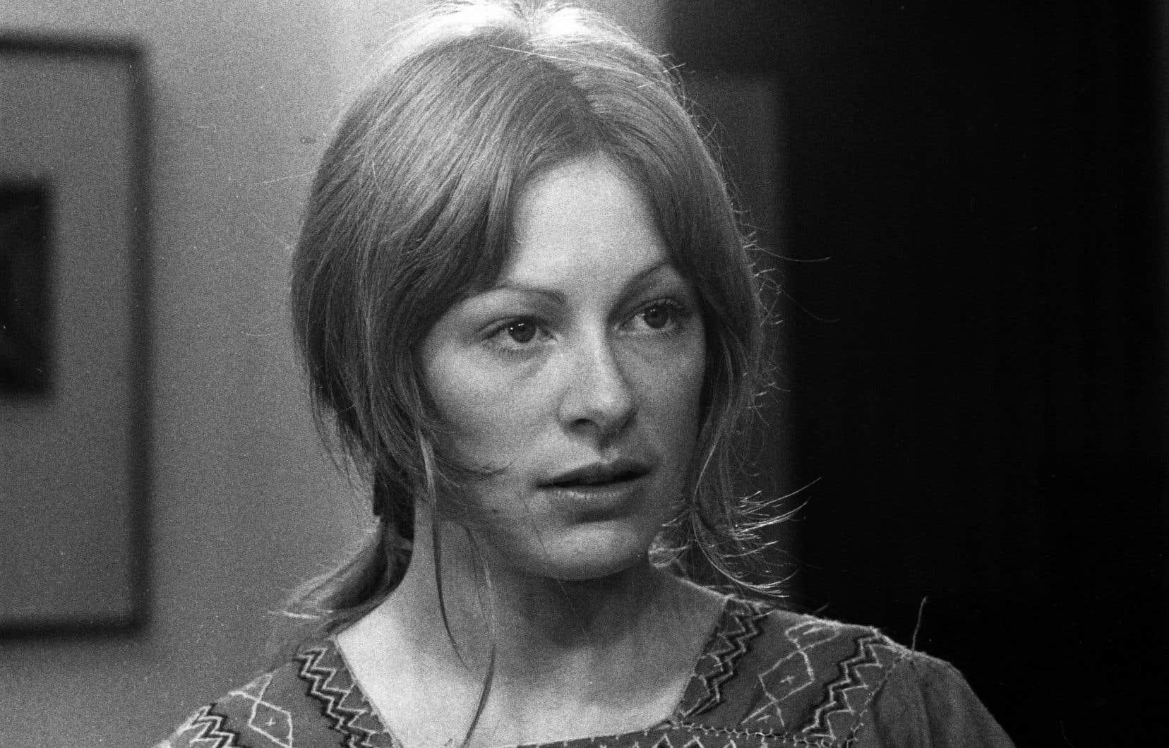 <p>Micheline Lanctôt dans «<em>Souris, tu m'inquiètes»</em>, d'Aimée Danis</p>