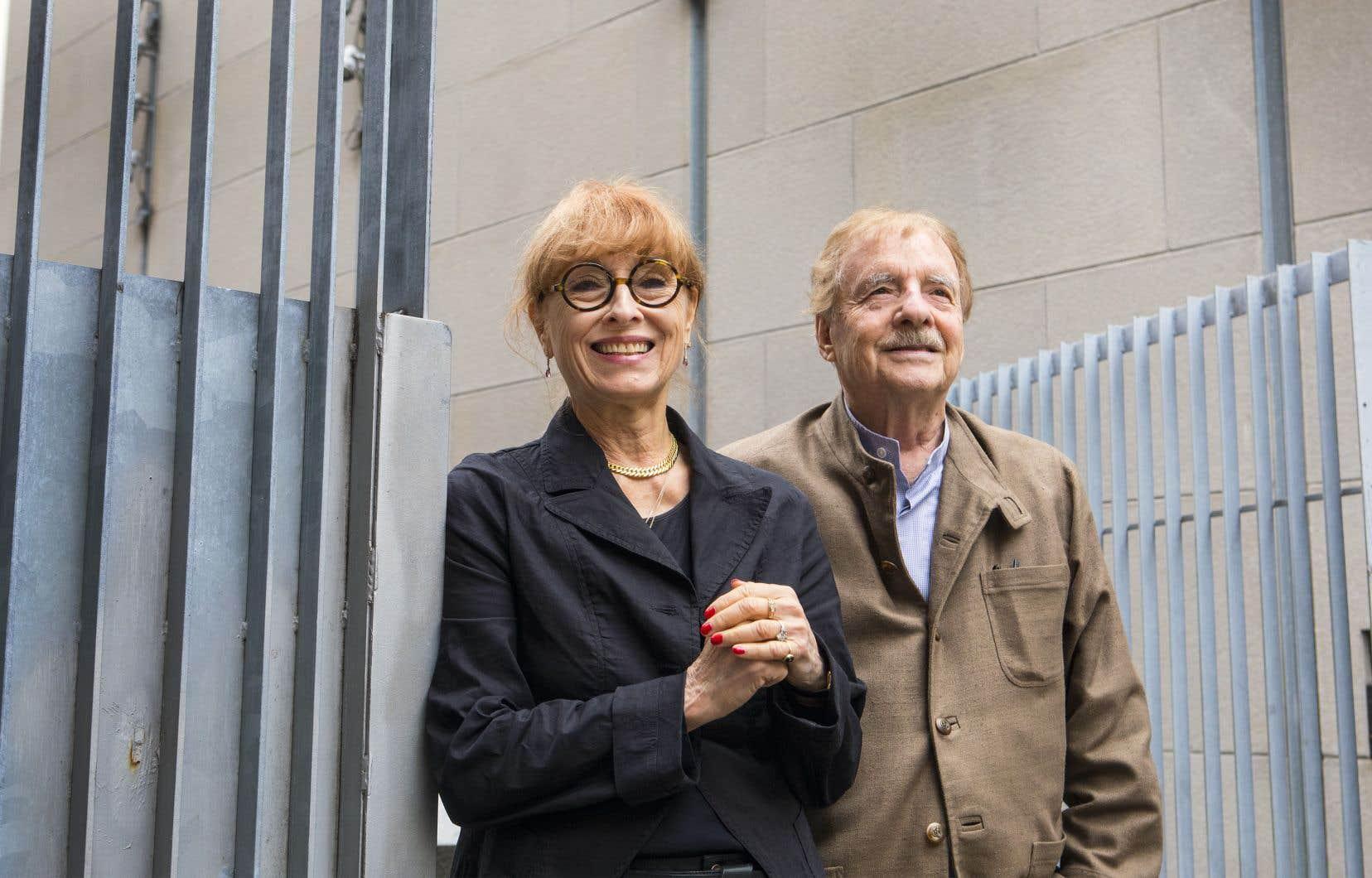 Marie-José Raymond et Claude Fournier ont rencontré 22 fois, à raison d'une heure chaque fois, André Brassard, chez lui, pour réaliser leur documentaire.