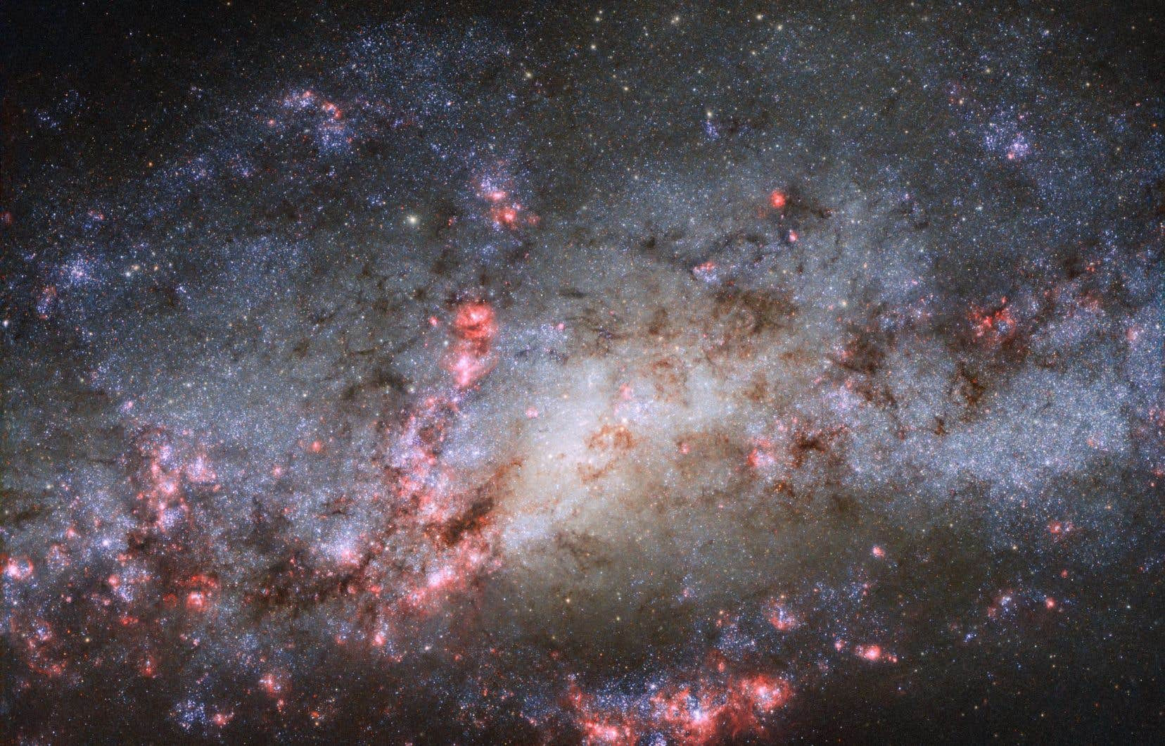 Mis en orbite par les navettes spatiales dans les années 1990, <em>Hubble</em> et <em>Chandra</em> font partie du projet «Great Observatories» de la NASA.