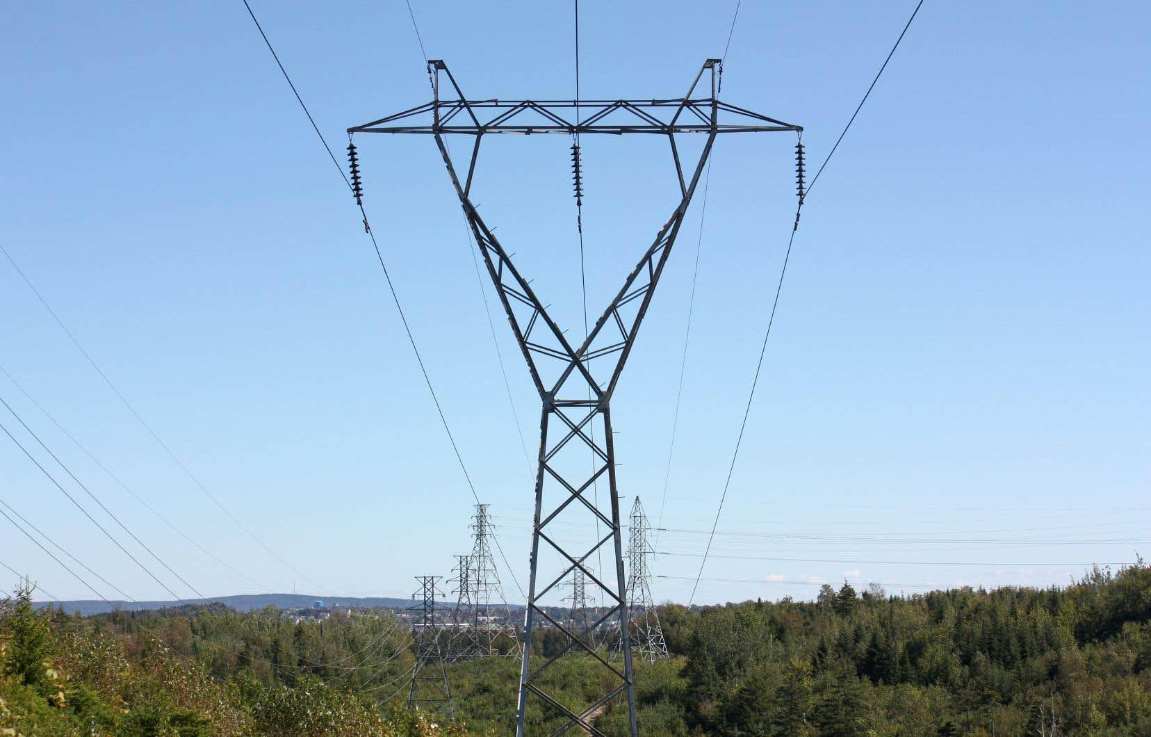 Le projet Northern Pass de transport d'électricité doit traverser le New Hampshire sur plus de 300 kilomètres.