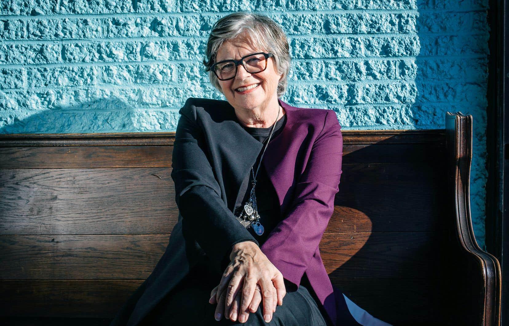 Dans son nouveau roman, Arlette Cousture continue de transmettre la voix de femmes oubliées par l'histoire.
