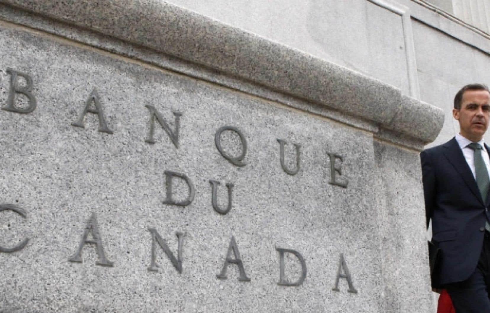 Des analystes s'attendent à ce que le gouverneur de la Banque du Canada, Mark Carney, lance une série de hausses de ses taux dès le 1er juin.