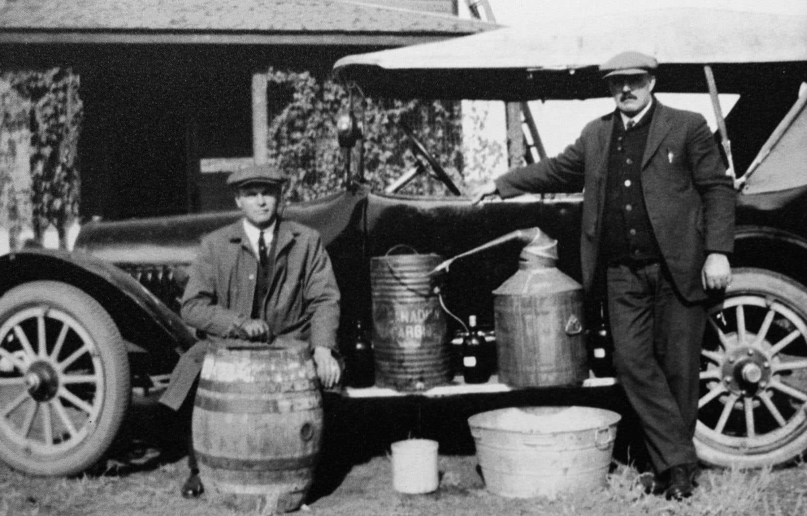 De l'opium à l'alcool, la prohibition au pays