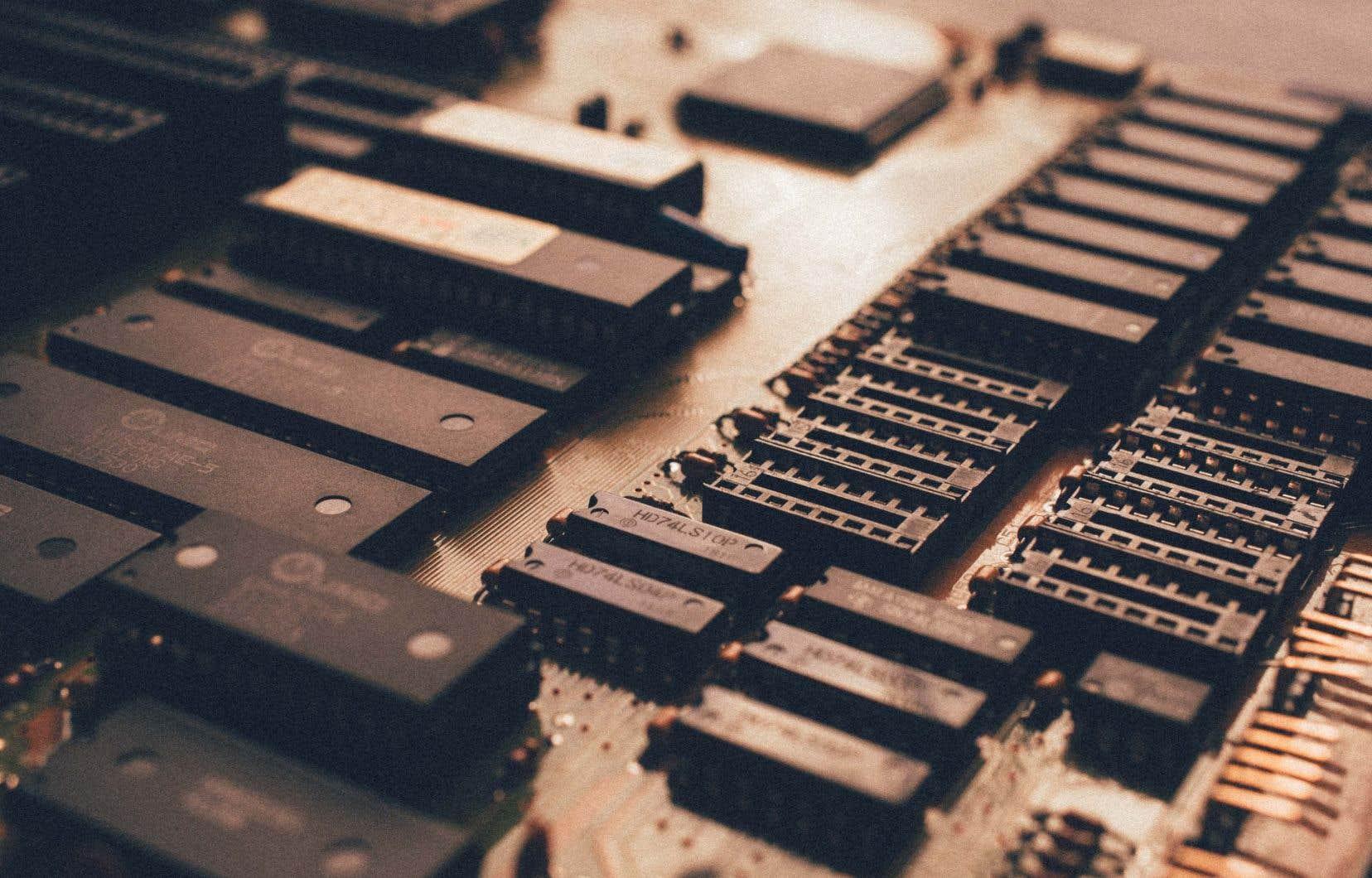 Les répercussions sur l'emploi de la révolution technologique pourraient être considérables.