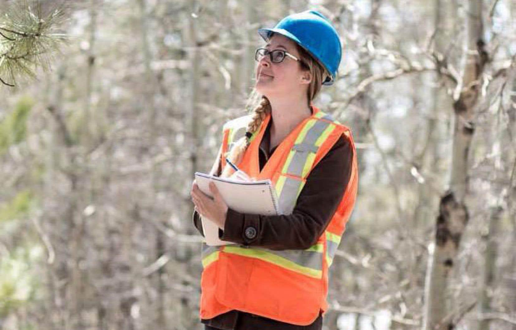 Les travaux de Joanie Caron pourraient permettre aux communautés autochtones un meilleur accès à l'emploi dans le secteur minier et mieux outiller ces entreprises dans leur gestion de la diversité culturelle.