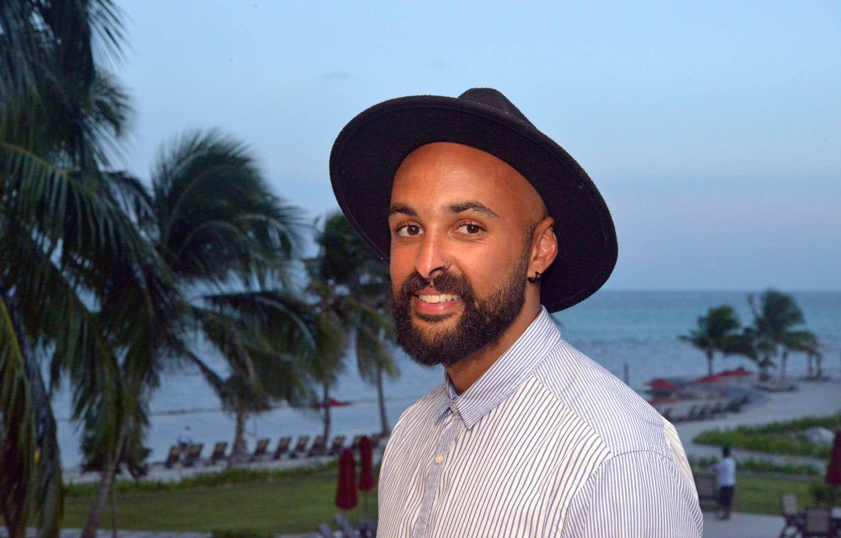 Hamza Mbareche estime que la méthode qu'il a développée pourrait être appliquée à tous les environnements présentant un problème de moisissures.
