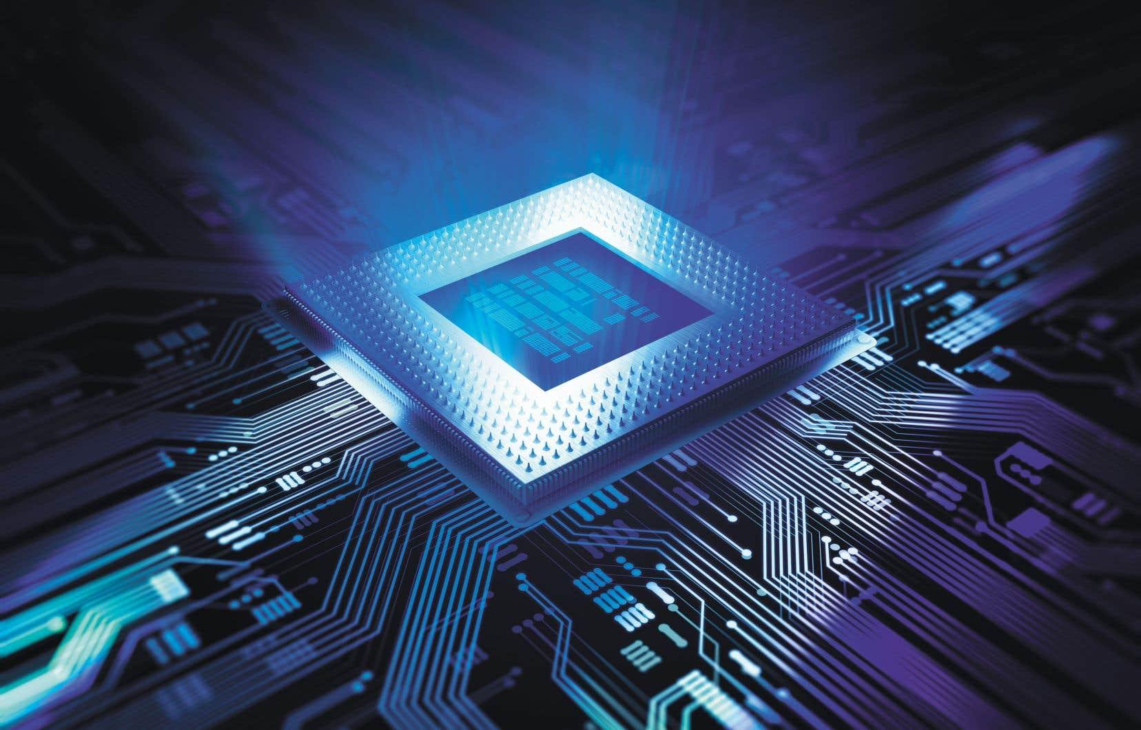 Est-ce que les avancées technologiques dans le matériel informatique, autrement dit le «hardware», risquent à nouveau de repousser les limites de l'IA?