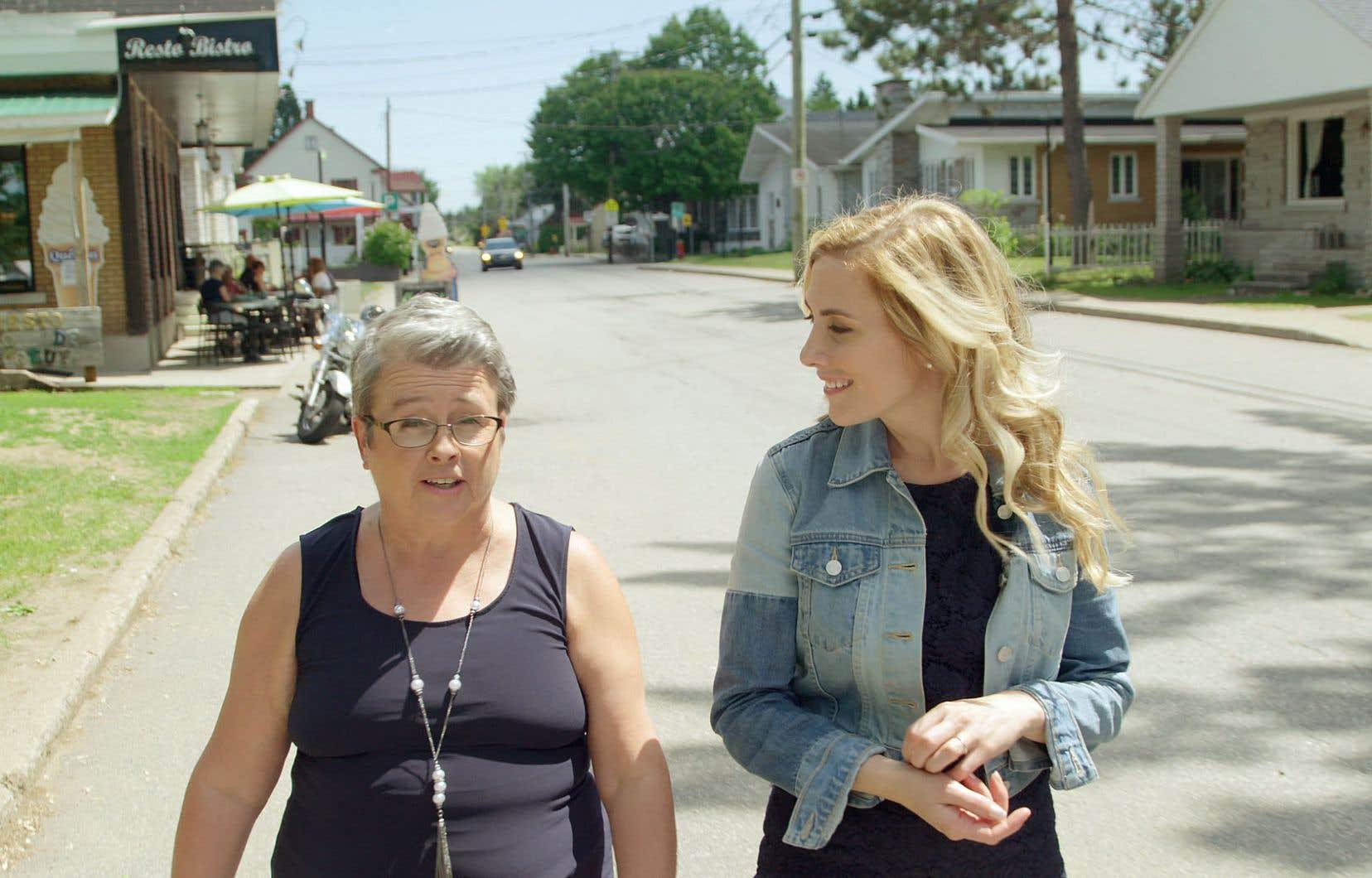 La série en dix épisodes débute sur une histoire d'une violence inouïe, celle subie par Annick, dont l'amoureux meurt assassiné alors que le couple se prépare à accueillir son premier enfant.