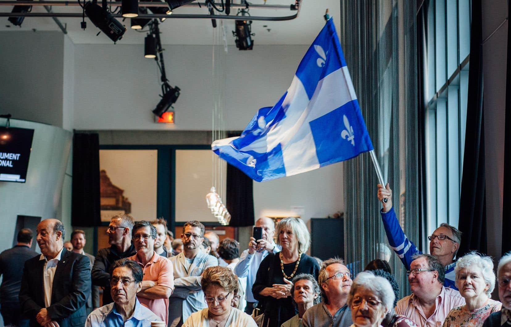 Selon le député Michel Boudrias, il faudrait réunir tous les militants souverainistes sous un seul parti politique.
