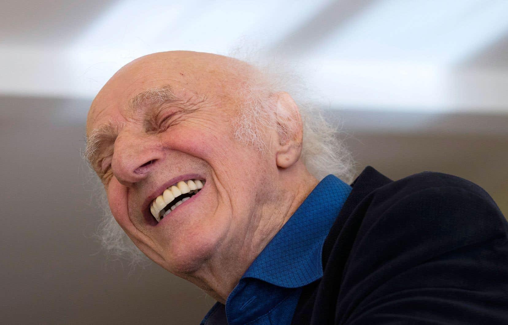 Le vénérable Gilles Vigneault, à presque 90ans, publie un recueil de poèmes inédits intitulé «Le chemin montant».