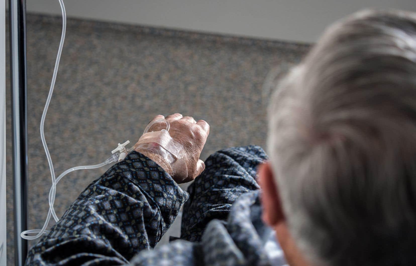 Des patients atteints de cancer n'ont pas reçu la dose entière de chimiothérapie par intraveineuse qui leur avait été prescrite parce qu'une partie du médicament est restée dans les tubulures.