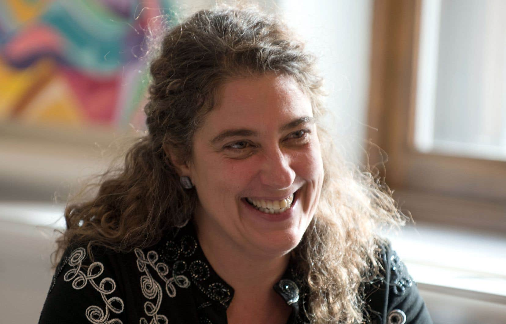 Agnès Grondin, nouvelle députée d'Argenteuil, a dirigé pendant dix ans le Conseil régional de l'environnement des Laurentides.