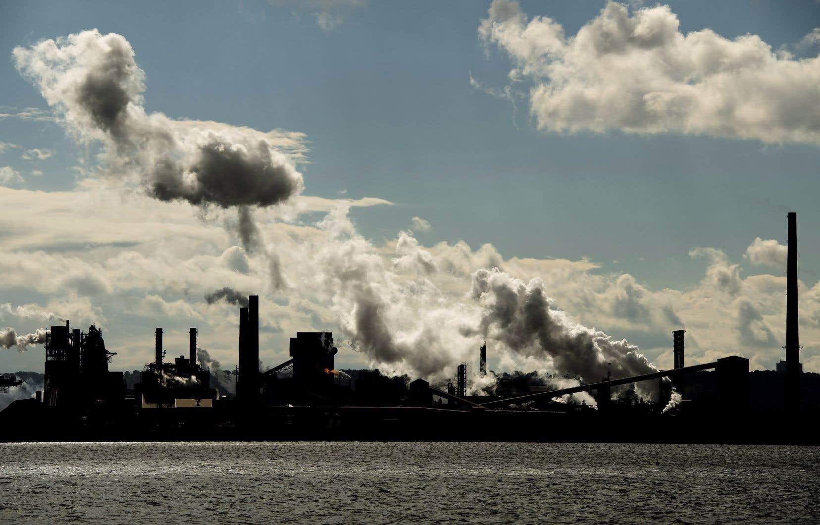 Le Canada doit ramener ses émissions de GES à 517 mégatonnes d'ici 2030.