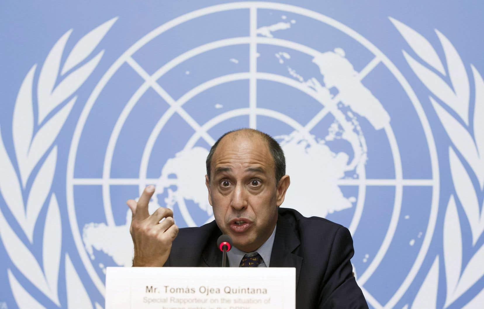 Tomas Ojea Quintana