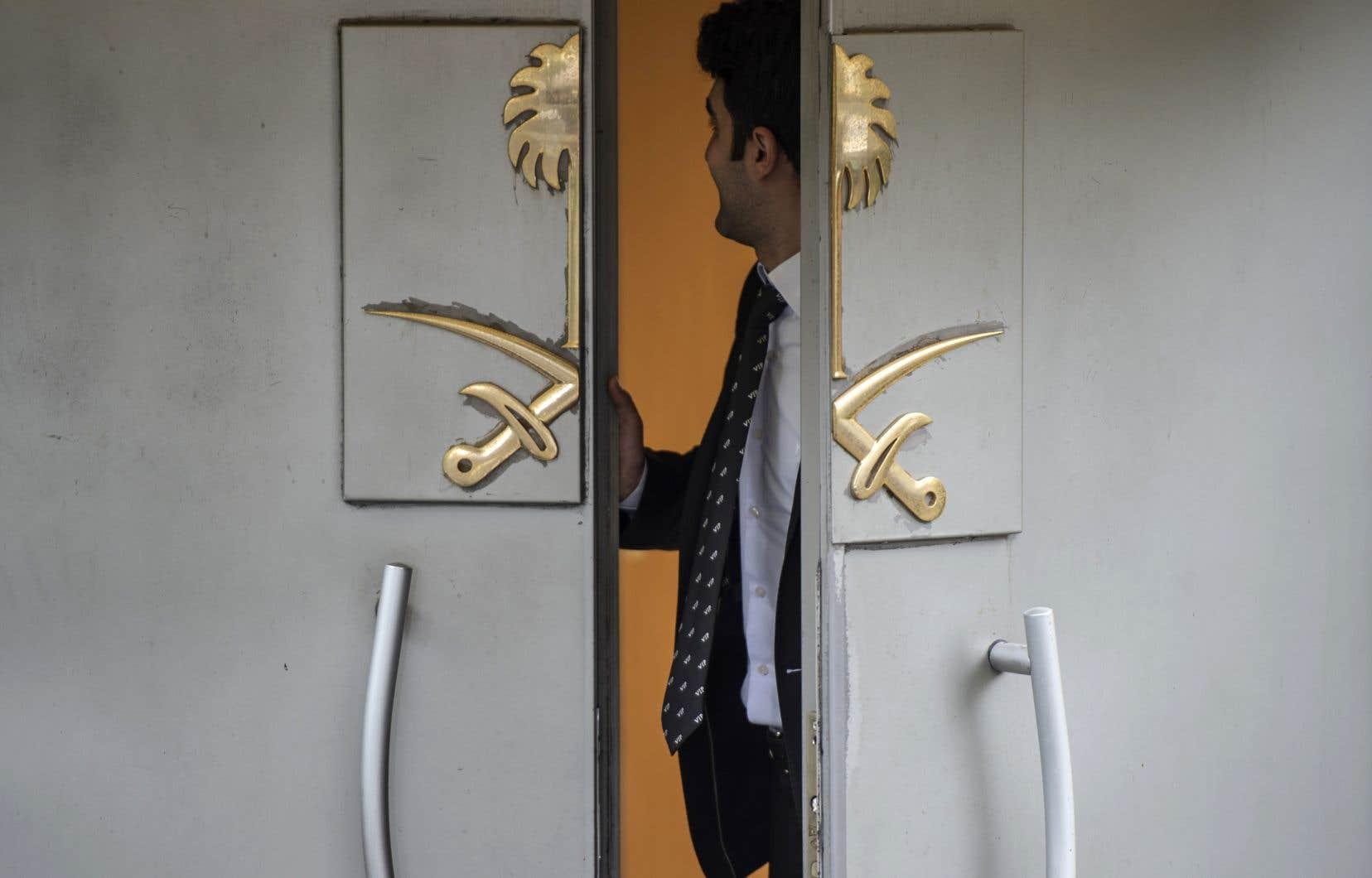 La disparition de Jamal Khashoggi, tué le 2 octobre au consulat saoudien à Istanbul, a suscité une vague d'opprobre internationale contre l'Arabie saoudite, grand rival de l'Iran.