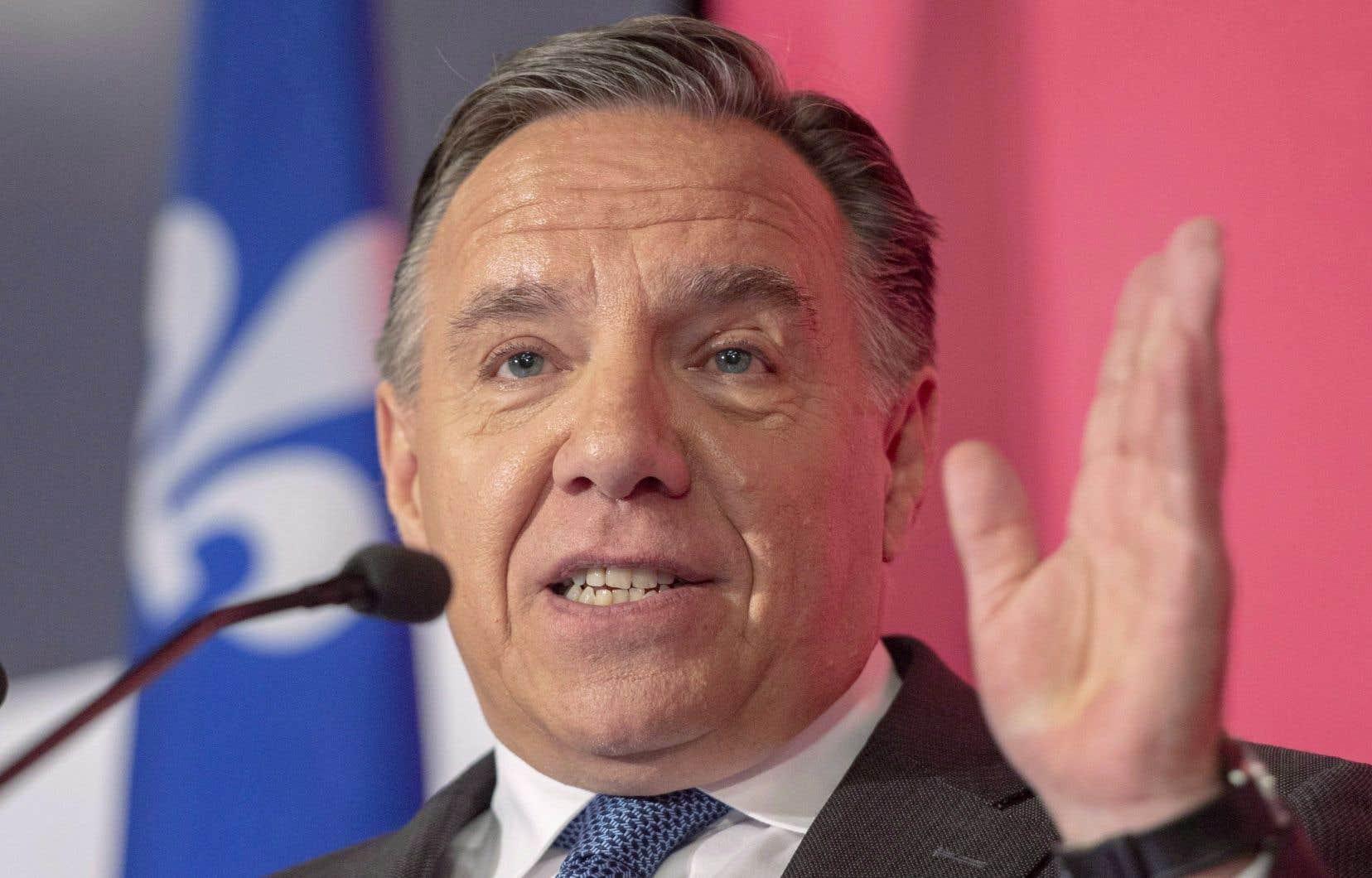 «Il n'y aura pas de nouvelles augmentations», a laissé tomber le premier ministre François Legault.