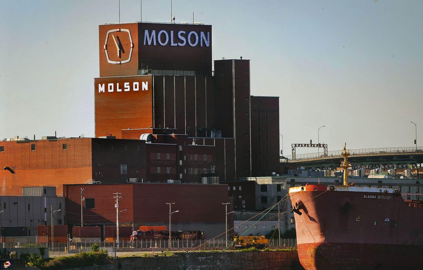 Selon la Ville de Montréal, le site de la brasserie Molson a une importance patrimoniale qu'il ne faut pas négliger.