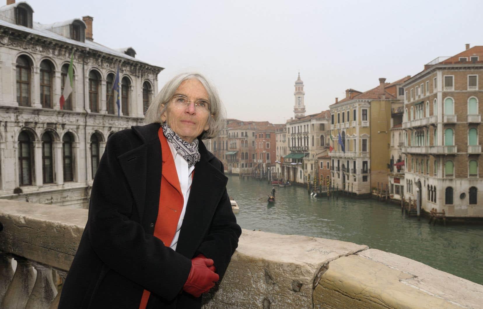 Avec Donna Leon, on est bien loin de la mécanique habituelle du polar.