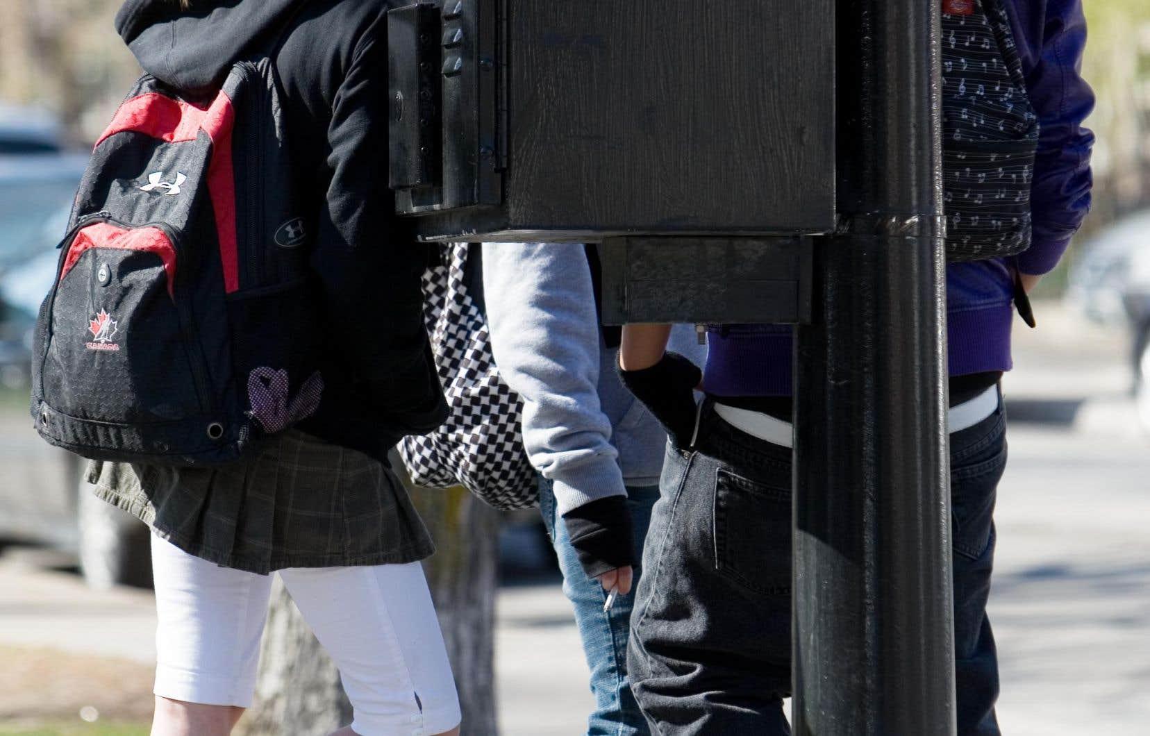 L'enquête révèle que les adolescents commencent à remarquer l'inégalité entre les sexes pour la première fois vers 11 ans en moyenne.