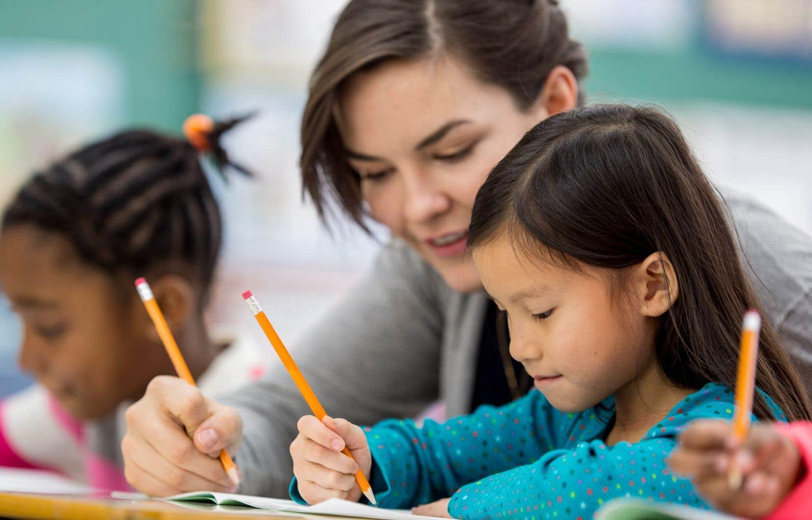 «Ce qui rendra le système scolaire québécois plus équitable, c'est l'attention et le soutien qu'il donnera dès la petite enfance jusqu'à la fin du secondaire à tous les élèves», pensent les auteurs.