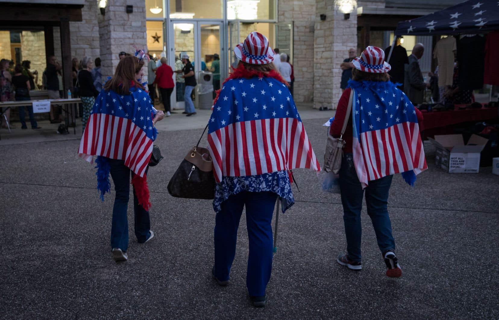 Les électeurs texans semblent très mobilisés, le taux de participation au scrutin par anticipation atteignant un sommet historique.