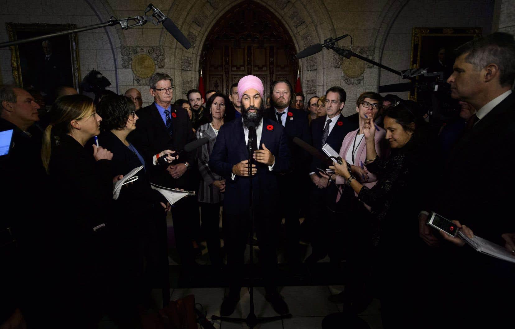 Sept élections partielles ont été tenues au Canada depuis l'arrivée de Jagmeet Singh à la tête du NPD.
