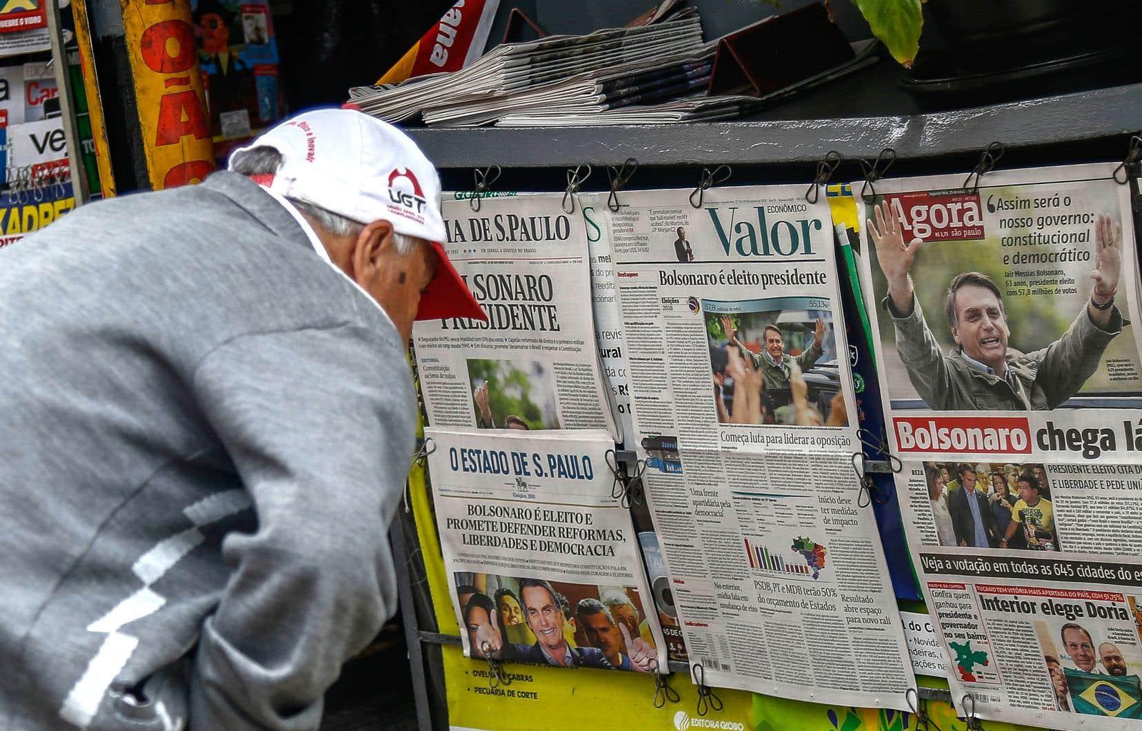 L'élection de Jair Bolsonaro au Brésilne fera pas nécessairement tache d'huile en Amérique latine, selon Philippe Faucher.