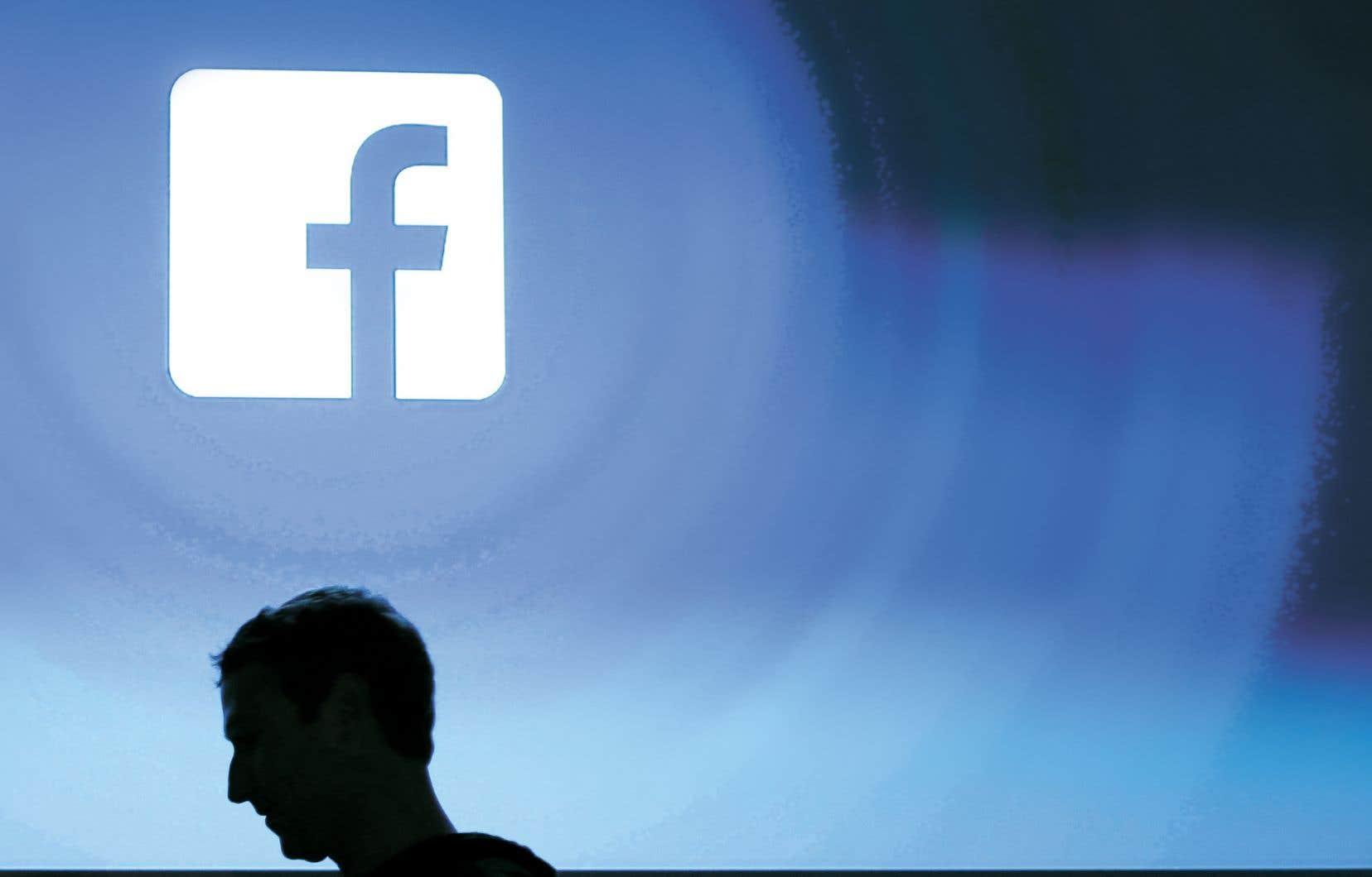 La progression sur un an de Facebook a été de 9% au troisième trimestre, contre 31% au deuxième, ce qui témoigne d'une baisse de régime.