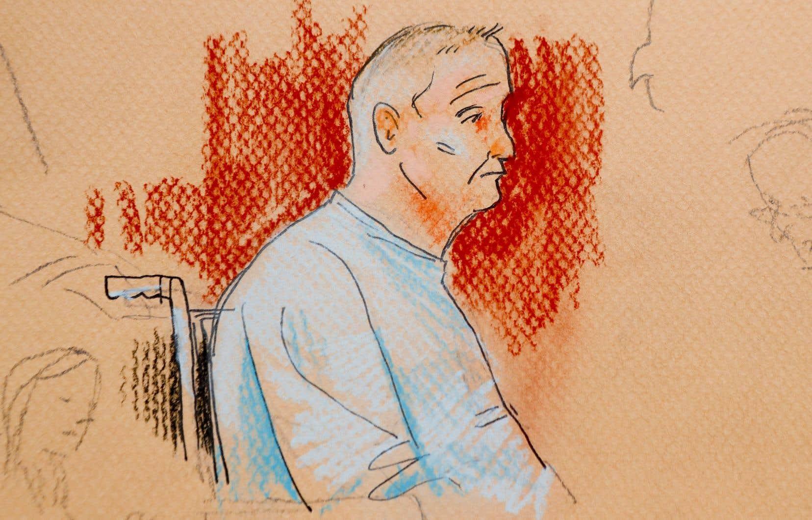 Robert Bowers, 46 ans, fait l'objet d'accusations fédérales qui pourraient lui valoir la peine de mort.